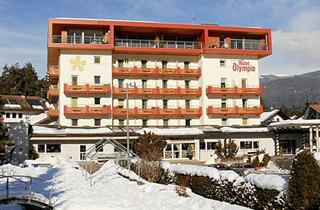 Italy, Kronplatz - Plan de Corones, Riscone, Hotel Olympia