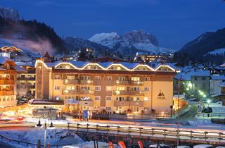 Italy, Alpe Lusia / San Pellegrino, Moena, Hotel Adler Family & Wellness