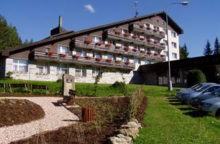 Czech Republic, Srní, Hotel Srni