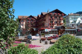 Italy, Paganella, Andalo, Hotel Adler
