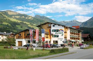 Austria, Kitzbuhel Alps, Kitzbühel, Hotel Aurach