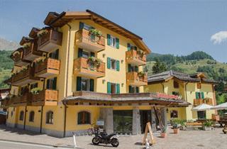 Italy, Val di Sole, Pejo Fonti, Hotel Rosa degli angeli