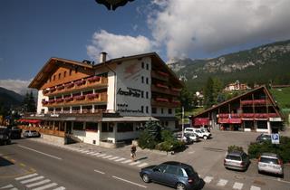 Italy, Alta Badia, La Villa, Hotel Ladinia