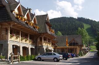 Poland, Zakopane, Polish Mountains, Hotel Nosalowy Dwór