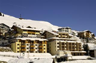 Austria, Serfaus-Fiss-Ladis, Serfaus, Garni Alpenjuwel