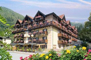 Italy, Val di Sole, Mezzana, Hotel Monte Giner