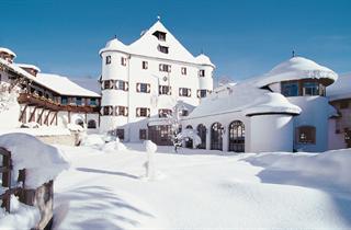 Austria, Saalbach Hinterglemm Leogang Fieberbrunn, Fieberbrunn, Family Hotel Schloss Rosenegg