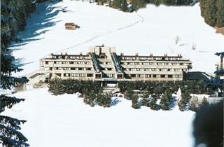 Italy, Val di Fassa - Carezza, Mazzin di Fassa, Hotel Regina