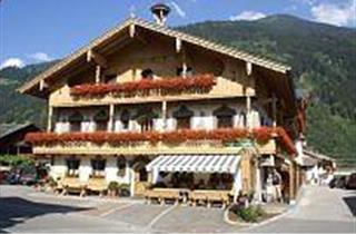 Austria, Zillertal, Uderns, Hotel-Pension Bachmayerhof