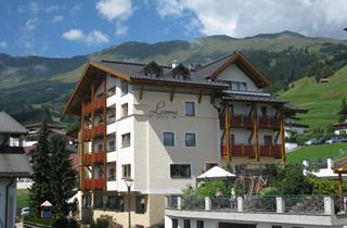 Austria, Serfaus-Fiss-Ladis, Serfaus, Hotel Garni Lawens