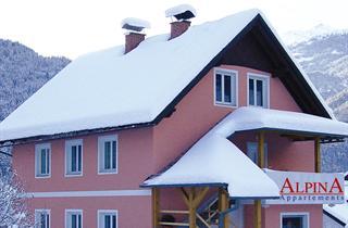 Austria, Moelltal, Flattach, Apartments Alpina