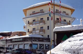 Italy, Monte Bondone, Hotel Montana