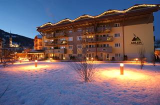 Italy, Tre Valli, Moena, Apartments Adler