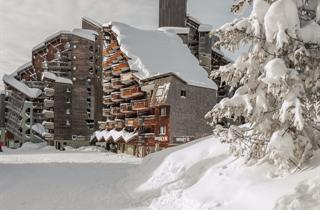 France, Les Portes du Soleil - France, Avoriaz, Apartments La Falaise