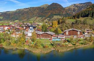 Austria, Kaiserwinkl, Walchsee, Hotel Ferienclub Bellevue