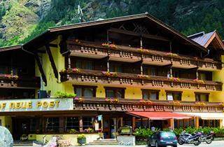 Austria, Oetztal - Soelden, Sölden, Hotel Neue Post