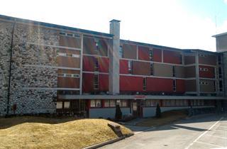 Italy, Cortina d'Ampezzo, Borca di Cadore, Apartment Residence Corte