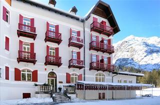 Italy, Cortina d'Ampezzo, Hotel Croda Rossa