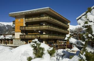 France, 3 Vallees, Courchevel, Hotel LES PEUPLIERS