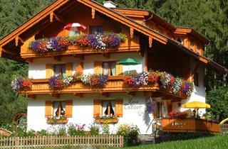 Austria, Zillertal, Mayrhofen, Apartments Tasser