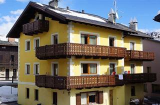 Italy, Livigno, Apartments Albana