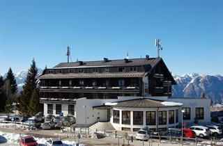 Italy, Monte Bondone, Dolomiti Chalet