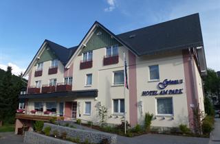 Germany, Willingen, Willingen (Upland), Göbels Hotel 'Am Kurpark'