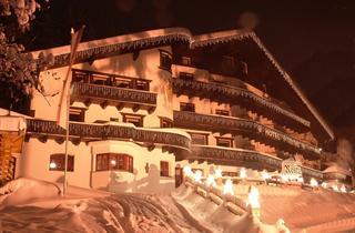 Austria, Arlberg, St. Anton am Arlberg, Hotel Fahrner