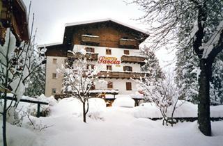 Italy, Civetta, Alleghe, Hotel Savoia