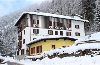 Italy, Val di Sole, Pejo Fonti, Hotel Europa