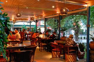 Austria, Millstatt, Spittal an der Drau, Hotel Restaurant Ertl