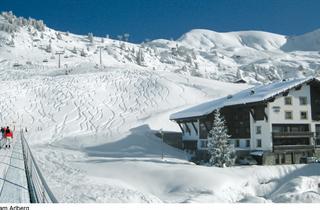 Austria, Arlberg, Lech am Arlberg, Hotel Ulli