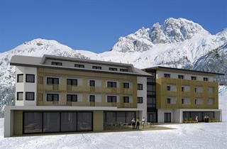 Austria, Nassfeld Hermagor, Nassfeld, Alm Hotel Kärnten