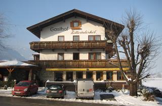 Austria, Zillertal, Ried im Zillertal, Gasthof Zillertalerhof