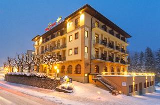 Austria, Gasteinertal, Bad Gastein, Hotel Euro Youth Krone