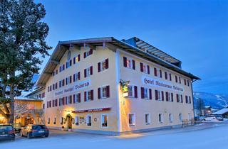 Austria, Kitzbuhel Alps, Mittersill, Hotel Bräurup