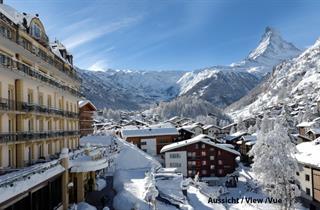 Switzerland, Zermatt, Parkhotel Beau Site