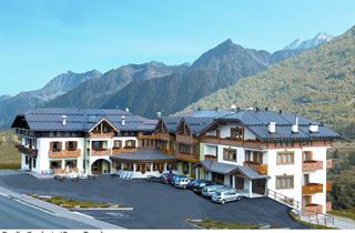 Italy, Adamello Ski, Passo Tonale, Hotel Gardenia