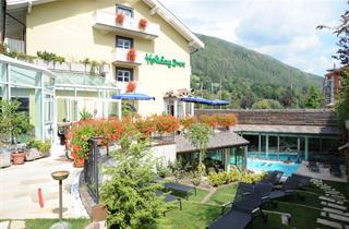 Italy, Val di Sole, Dimaro, Hotel Dolomiti