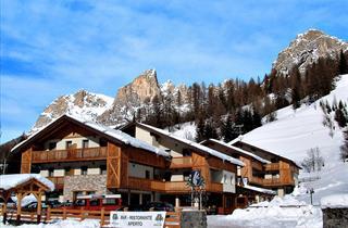 Italy, Civetta, Pescul, Hotel Orso Grigio