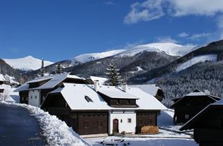 Austria, Bad Kleinkirchheim, Feriendorf Kirchleitn Dorf Grosswild