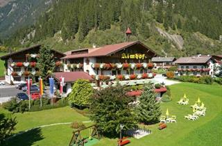 Austria, Stubaital, Neustift, Hotel Almhof