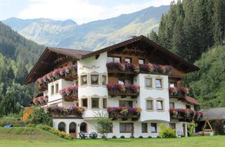 Austria, Stubaital, Neustift, Apartments Alpenjuwel