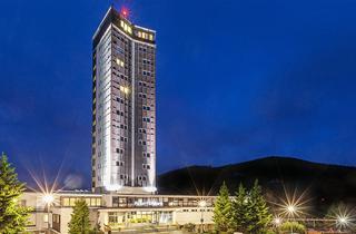 Czech Republic, Cerna Hora, Pec pod Sněžkou, Hotel Horizont
