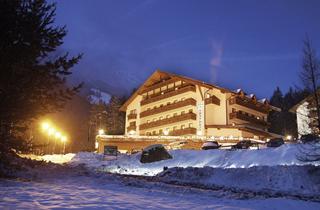 Italy, Val di Fiemme - Obereggen, Tesero, Hotel Shandranj
