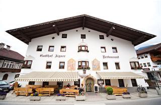 Austria, Zillertal, Fügen, Gasthof Aigner