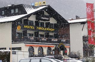 Austria, Arlberg, St. Anton am Arlberg, Hotel Tirolerhof