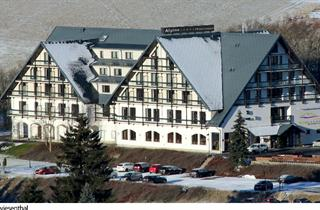 Germany, Erzgebirge, Oberwiesenthal, Alpina Lodge Hotel