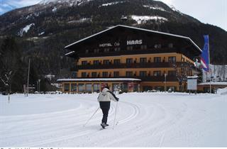 Austria, Gasteinertal, Bad Gastein, Hotel Haas