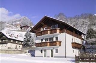 Austria, Moelltal, Flattach, Apartmenthaus Edelweiss